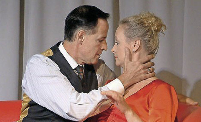 "René Rumpold inszeniert ""The George Gershwin Show"" an der Bühne Baden."