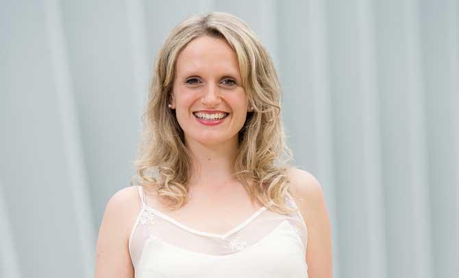Faschingskonzert an der Bühne Baden – mit Koloratursopranistin Ilia Staple.