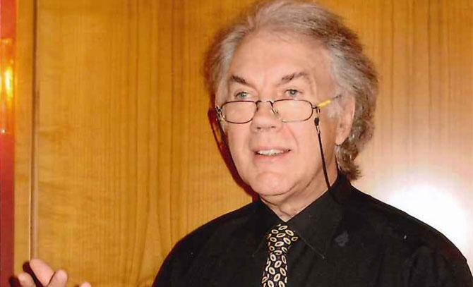 """""""Peter und der Wolf"""" – zum musikalischen Märchen von Prokofjew spricht Wolfram Huber-Norfolk."""