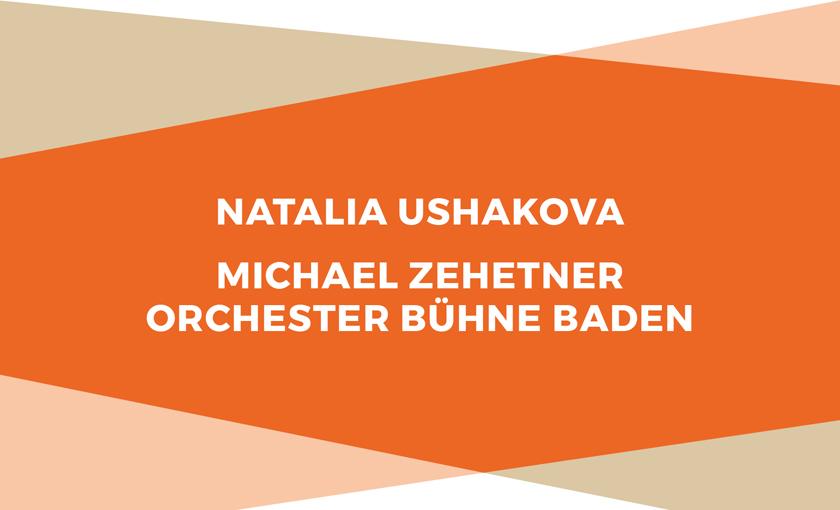 Aufgrund einer Erkrankung von Natalia Ushakova wird das Faschingskonzert der Bühne Baden am 2. März 2019 umbesetzt. Die Bühne Baden freut sich sehr, dass die Starsopranistin DANIELA FALLY für das Faschingskonzert gewonnen werden konnte!