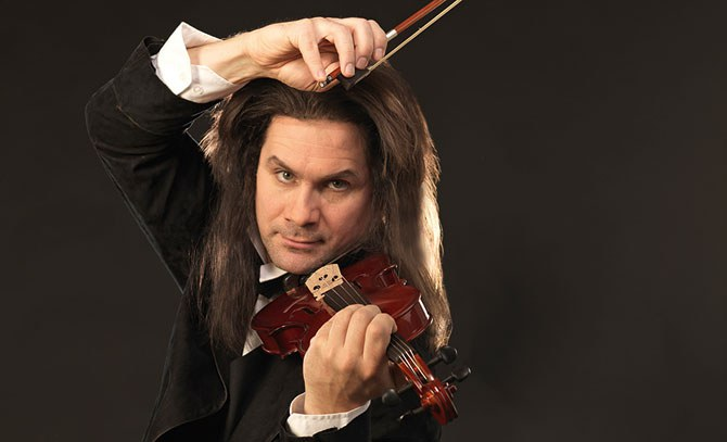 Fürstin In Der Operette Paganini
