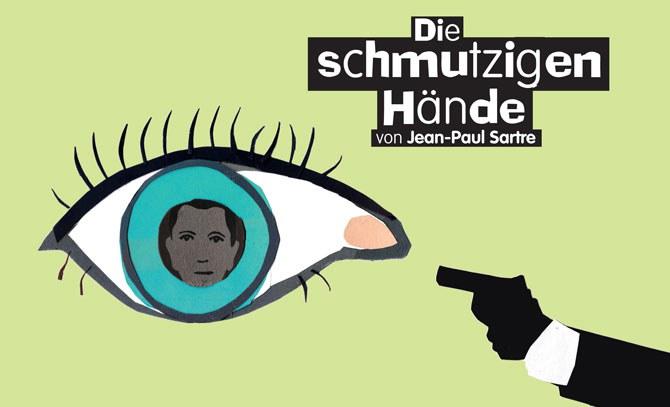 Sartres Kriegsdrama in einem Gastspiel des Landestheaters Niederösterreich. © Bühne Baden