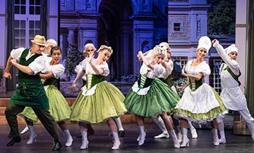 Tanzworkshops & Aufführung 18. bis 26. Februar 2020