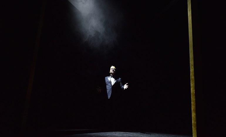 © ©Alexi Pelekanos | Hamlet, Michael Scherff