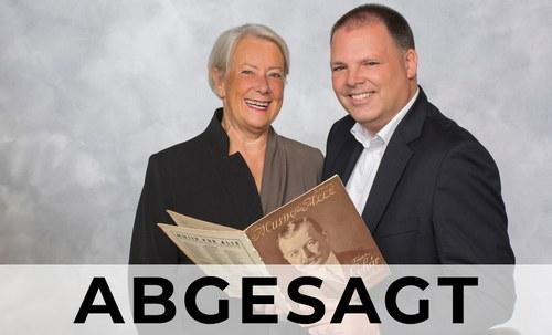mit Heide Stockinger und Kai-Uwe Garrels