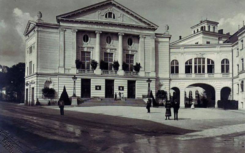 Stadttheater 1910