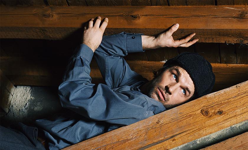 Nikolaj Gogols bitterbösen Farce in einer Inszenierung von Sandy Lopičić, der das Stück mit eigens für die Produktion komponierter Live-Musik inszeniert. Ein Gastspiel des Landestheaters Niederösterreich.